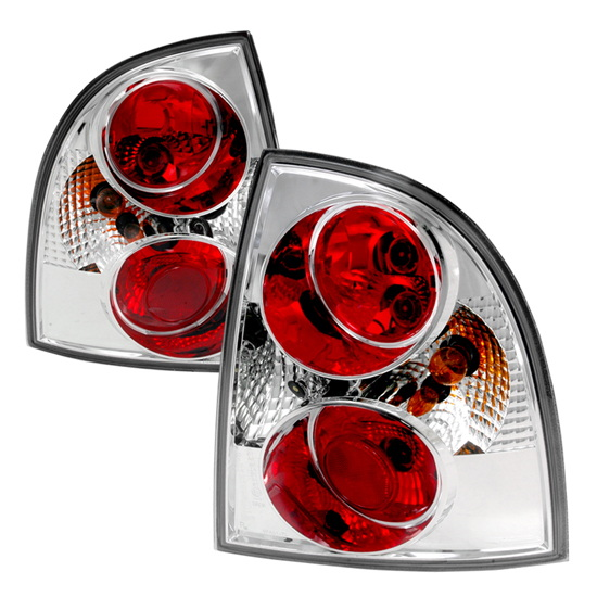 01-05 Volkswagen Passat Sedan Altezza Style Chrome Euro Tail Lights