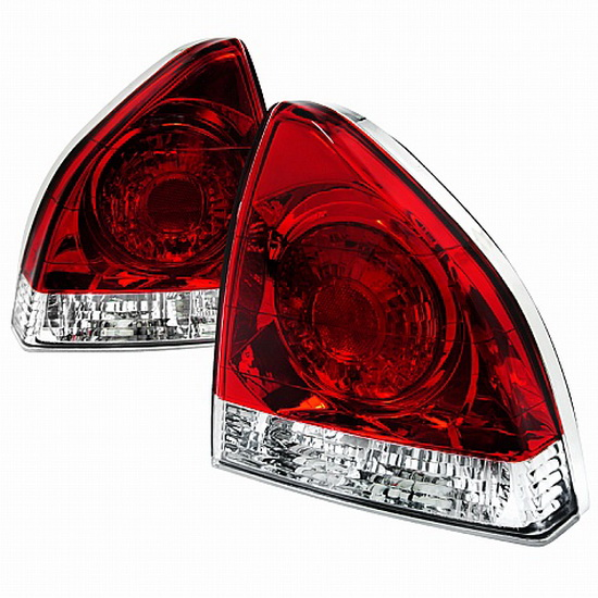 1992 Clear Euro Tail Lights