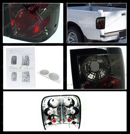 LT RAN01G TM 1 03 ford ranger altezza style smoke euro tail lights Fog Light Wiring Harness Kit at n-0.co