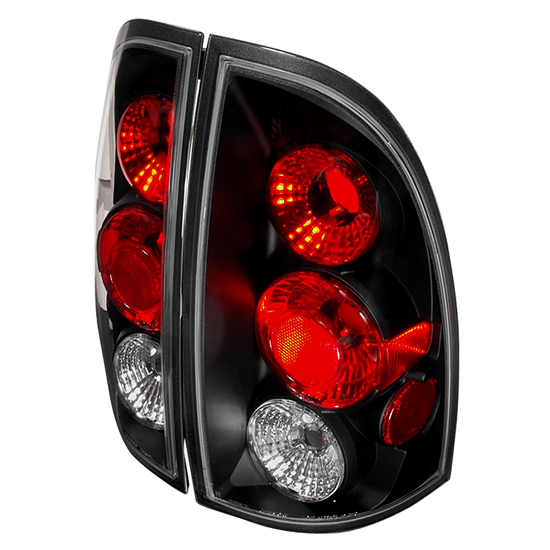 0510 Toyota TACOMA PRE RUNNERXRUNNER Black JDM Altezza Tail Lights