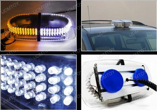 Universal led strobe warning lights led emergency light bar led warning lights aloadofball Gallery
