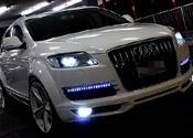 LED Strips and LED Scanner Lights