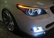 BMW LED Angel Eyes Kit