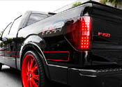Aftermarket LED Tail Lights