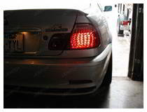 How to install BMW E46 3 Series LED Tail Lights