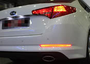 LED Bumper Reflector Lights