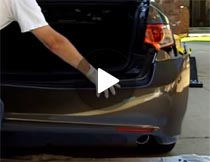 Video on How to Remove Stock Bumper Reflectors