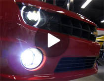 Show Off iJDMTOY P13W LED Fog Light Bulbs