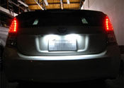 Car LED License Plate Lights