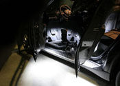 Car LED Side Door Courtesy Lights