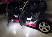 Car LED Side Door Courtesy Lights