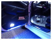 How to Install LED Side Door Courtesy Lights on Honda Accord