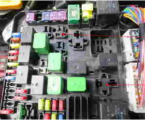 How to find fuse box ACC