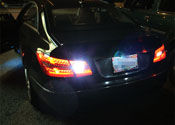 Car LED Backup Reverse Lights