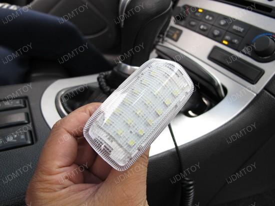 LED Side Door Courtesy Lights 6