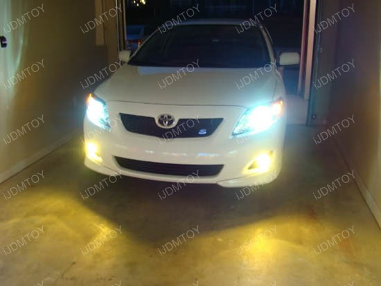 How To Disable Toyota Corolla Matrix Drl To Install Hid