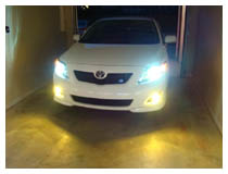 HID Xenon Headlights