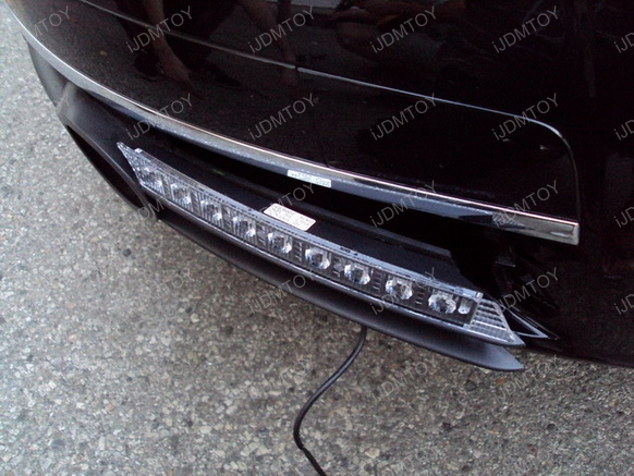 How To Install High Power Led Daytime Running Lights