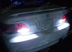 Installation DIY Guide for LED backup reverse lights (base on a 2005 Lexus ES330)