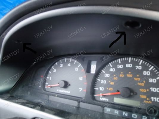 Ijdmtoy Installation Diy Guide For Led Gauge Cluster