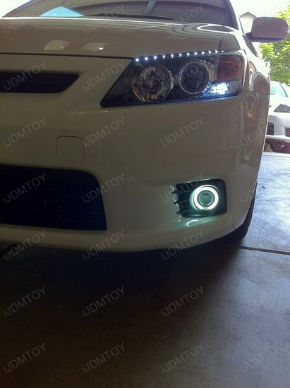 How To Install Fog Lights On A 2017 Scion Tc | www.lightneasy.net