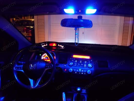 Honda Civic 2008 Interior Lights