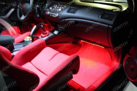 2017 Honda Civic Interior Illumination