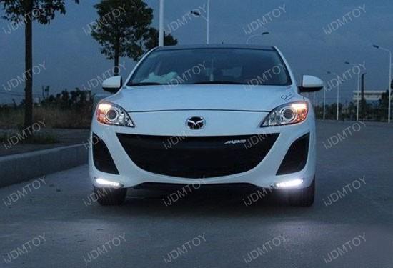 2010 Mazda 3 Interior Led Lights